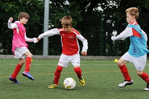 Arsenal Soccer Schools Exsportise English