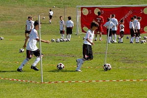 AC Milan Football Camp