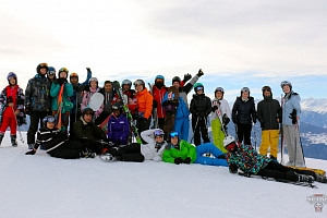 Monte Rosa winter school